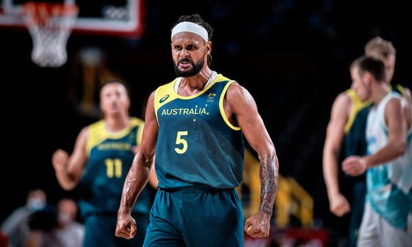Ολυμπιακοί Αγώνες - Μπάσκετ Ανδρών: Χάλκινοι οι Αυστραλοί - Ισοπέδωσαν την Σλοβενία του Ντόντσιτς