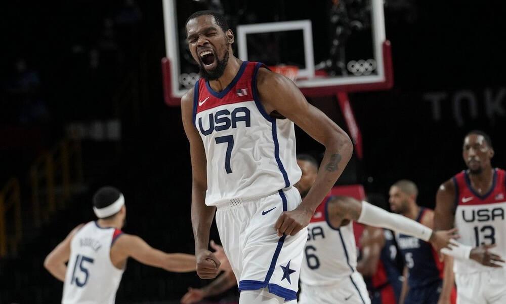 Ολυμπιακοί Αγώνες - Μπάσκετ Ανδρών: Τα highlights των επικών αναμετρήσεων των τελικών (video)