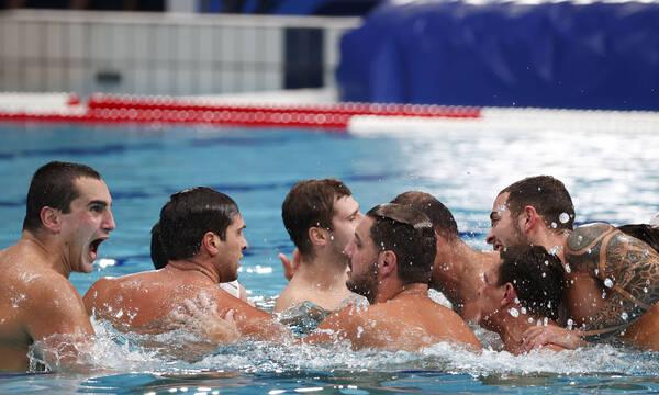 Ολυμπιακοί Αγώνες-Πόλο ανδρών: Η πιο μεγάλη ώρα έφτασε για την Ελλάδα-Μάχη με τη Σερβία για το χρυσό