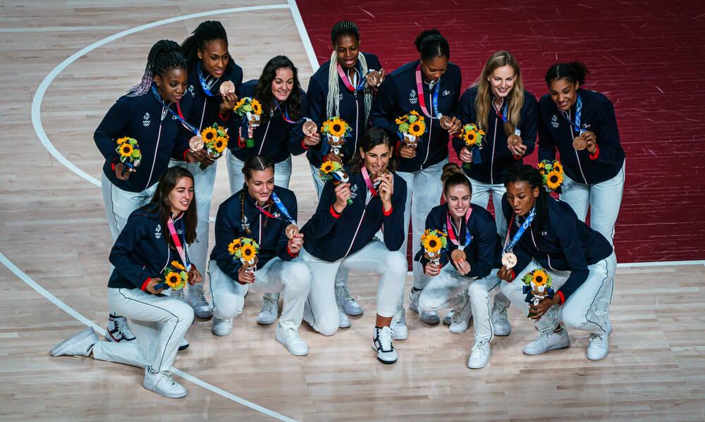Ολυμπιακοί Αγώνες - Μπάσκετ γυναικών: Το χρυσό με ρεκόρ οι ΗΠΑ