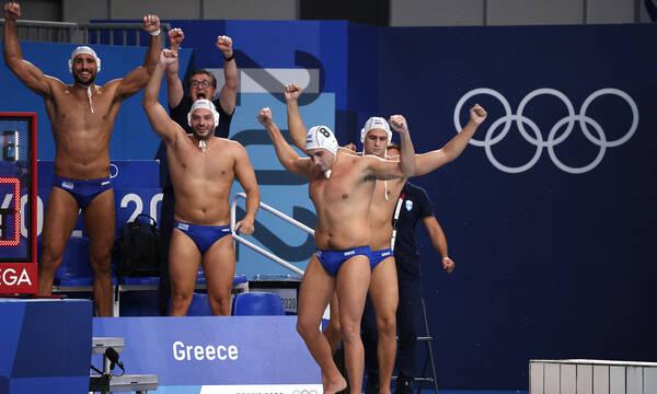 Ελλάδα-Σερβία: Live streaming η μεγάλη ώρα της Εθνικής πόλο για το χρυσό μετάλλιο