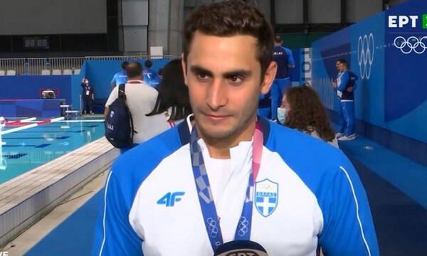 Καπότσης: «Το μετάλλιο ανήκει σε όλους, ευχαριστώ τον Δημήτρη Γιαννακόπουλο και τον Αντετοκούνμπο»