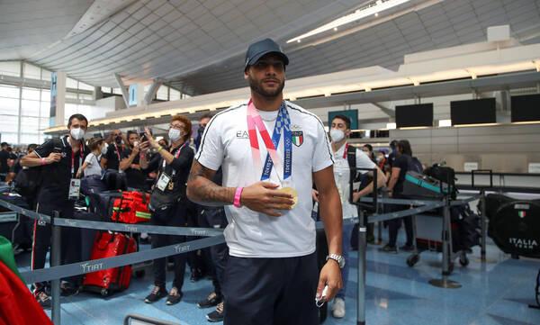 Ολυμπιακοί Αγώνες: Υποδοχή ηρώων για την Ολυμπιακή αποστολή
