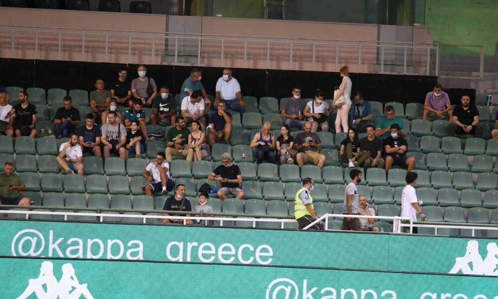Παναθηναϊκός-ΑΠΟΕΛ: Λίγος ο κόσμος στην... επιστροφή στη Λεωφόρο (photos)
