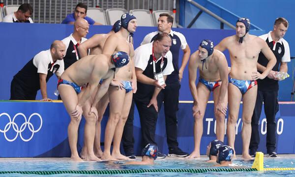 Ολυμπιακοί Αγώνες: Θύμα κλοπής πολίστας της Εθνικής, μόλις επέστρεψε στην Αθήνα