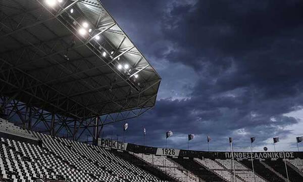 ΠΑΟΚ-Μποέμιανς: Ανοίγει τις θύρες της η Τούμπα μετά από 1,5 χρόνο