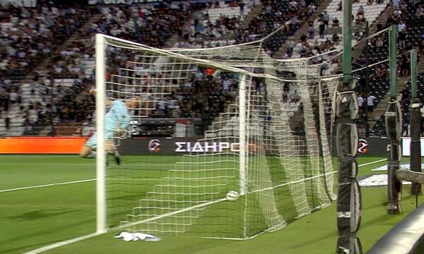 ΠΑΟΚ-Μποέμιανς: Του «έκλεψαν» το 3-0! (Video)