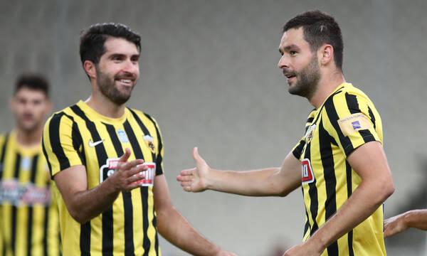 ΑΕΚ-Λαμία 1-0: Νίκη με Σάκχοφ (photos)