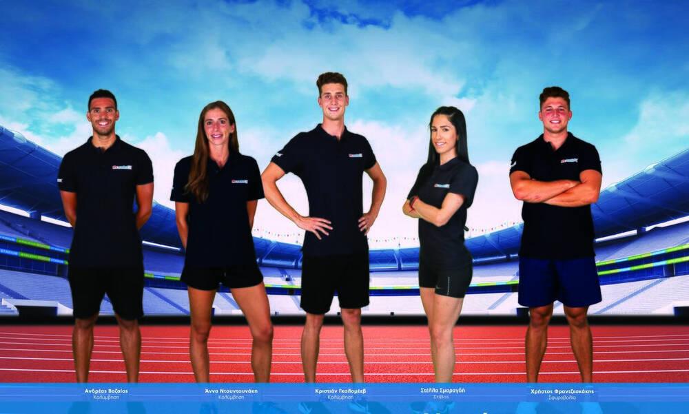Μεγάλη τιμή για τα μέλη της My Ομάδα των My market οι Ολυμπιακοί Αγώνες