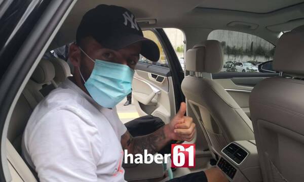 Σιώπης: Έφτασε στην Τραπεζούντα! (Video+Photos)