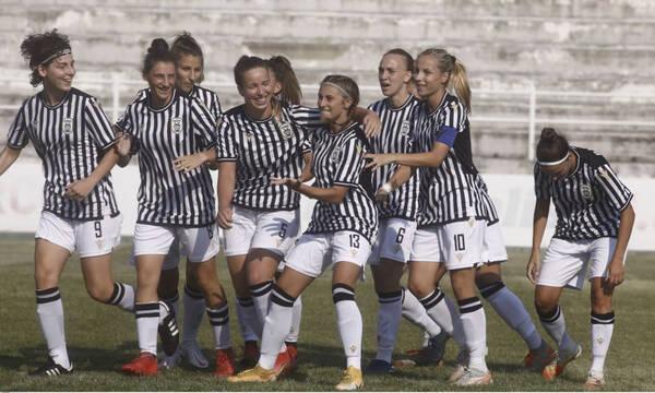 Champions League Γυναικών: Εξάρα ο ΠΑΟΚ, πάει για πρόκριση (photos)