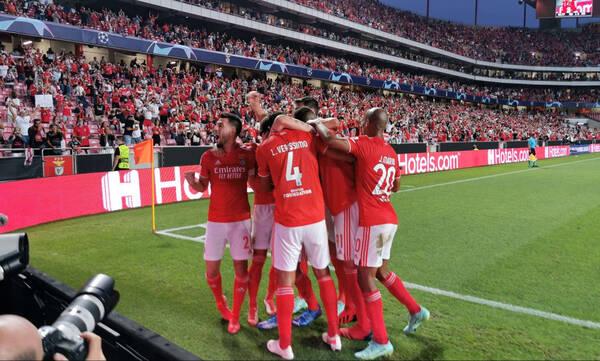 Champions League: Προβάδισμα για Μπενφίκα, Μάλμε, Γιουνγκ Μπόις! (Videos+Photos)