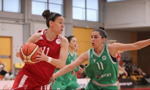 Eurocup Γυναικών: Πρόκληση για Παναθηναϊκό, εύκολα ο Ολυμπιακός - Οι αντίπαλοι των ελληνικών ομάδων