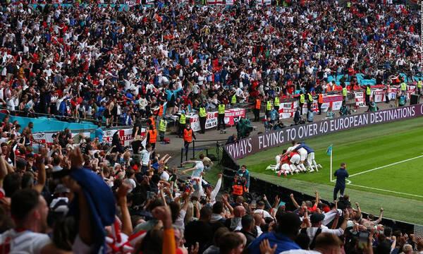 Αγγλία: Υπερδιασπορά Covid-19 από τον τελικό του Euro 2020