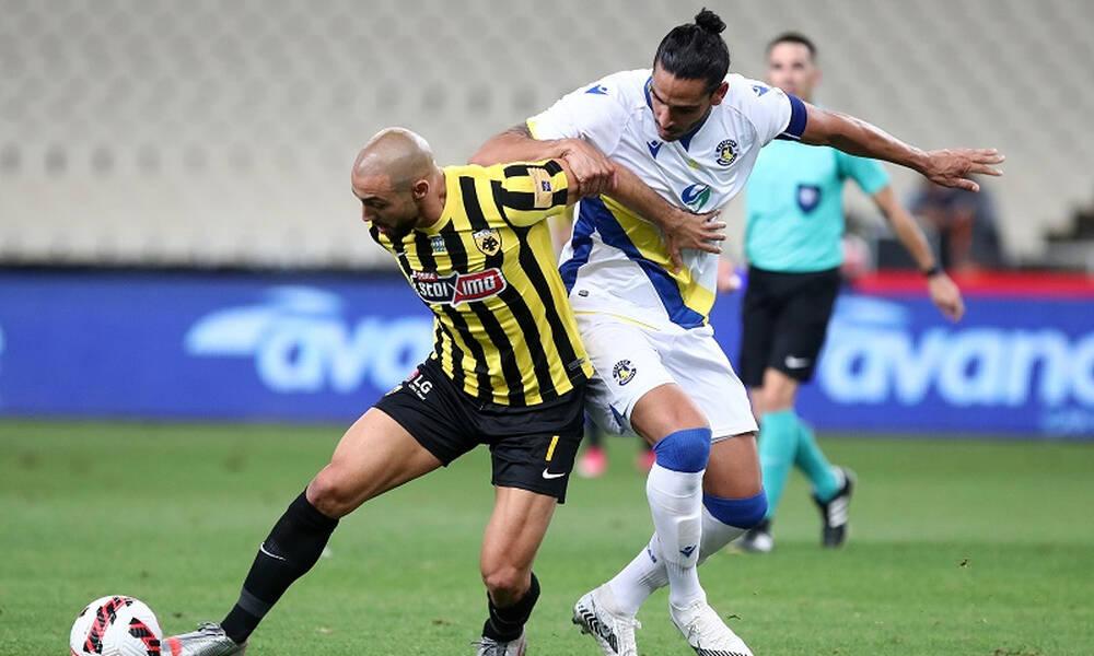 AEK – Αστέρας Τρίπολης 0-1: Νεύρα και... καμπάνες! - Πρώτη εμφάνιση για Άμραμπατ