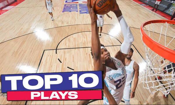 NBA: Το απίθανο Top-10 του Summer League (video)