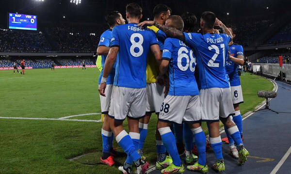 Serie A: Παλικαρίσια νίκη η Νάπολι, επικράτηση και για τη Ρόμα! (Videos+Photos)