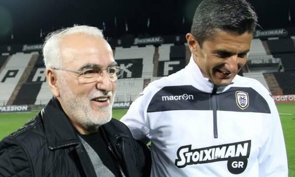 ΠΑΟΚ: Τα είπαν Λουτσέσκου-Σαββίδης - Κουβέντα και για τις μεταγραφές