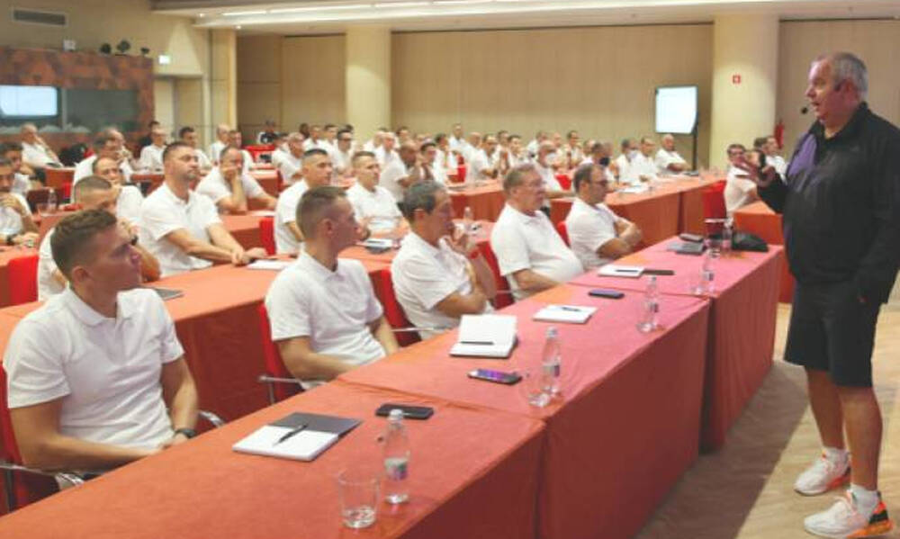 Euroleague: Το σεμινάριο διαιτησίας στην Λιουμπλιάνα