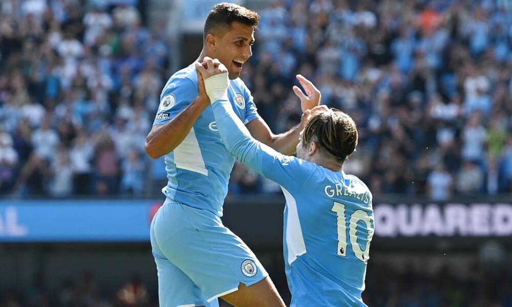 Premier League: Σόου από την Μάντσεστερ Σίτι - Διέλυσε 5-0 την Άρσεναλ που καταρρέει