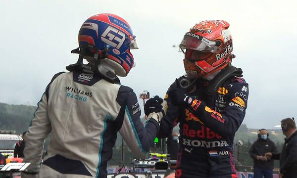 Formula 1: Ο Φερστάπεν την pole position μετά το τρομακτικό ατύχημα του Νόρις