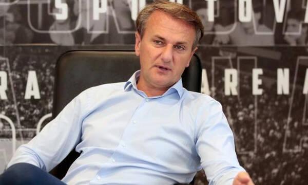 Παρτιζάν: Ο πρόεδρος Μιχαΐλοβιτς μίλησε για μπάτζετ 6 εκατ. ευρώ!
