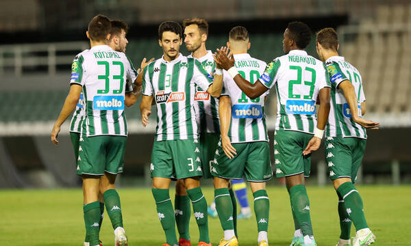 Παναθηναϊκός-Αστέρας Τρίπολης 1-1: Άλλος ΠΑΟ στα επίσημα, έπαιξαν Κουρμπέλης, Λούντκβιστ (photos)