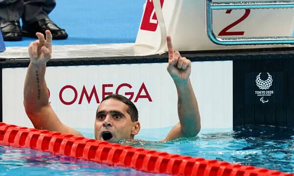 Παραολυμπιακοί Αγώνες: Τελεία στην καριέρα του βάζει το «Άλμπατρος» Χαράλαμπος Ταϊγανίδης