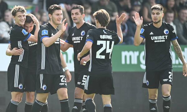 Βέιλε-Κοπεγχάγη 0-4: Πήρε τον «εμφύλιο» ο Ζέκα κόντρα στον Εμμανουηλίδη