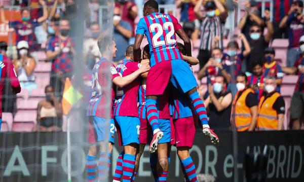 La Liga: Δύσκολη επιστροφή στις νίκες για Μπαρτσελόνα! (Photos)