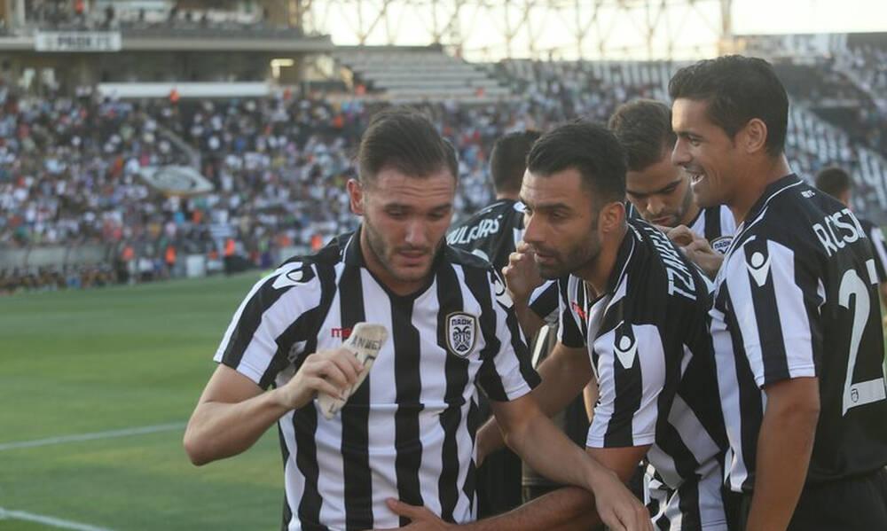 ΠΑΟΚ: Ψάχνεται για την επιστροφή του Ισπανού παικταρά! (photos)