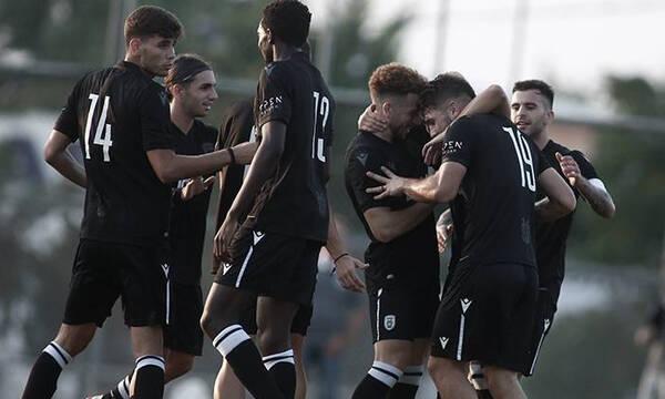 ΠΑΟΚ: Νέα νίκη η ομάδα του Πάμπλο Γκαρσία, πλήγμα με Γκορντεζιάνι!