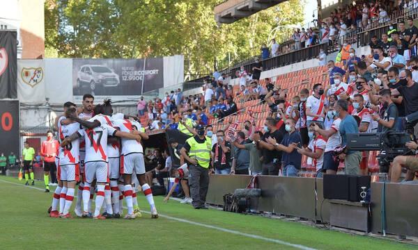 La Liga: Επική ανατροπή Οσασούνα, τεσσάρα η Ράγιο! (Photos)