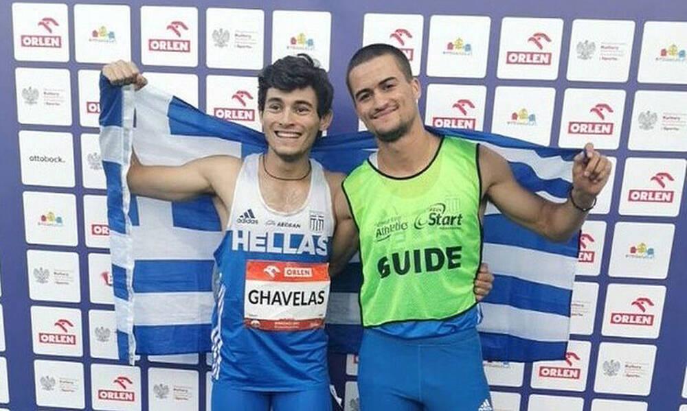 Παραολυμπιακοί Αγώνες: Στα ημιτελικά με παγκόσμιο ρεκόρ ο Γκαβέλας