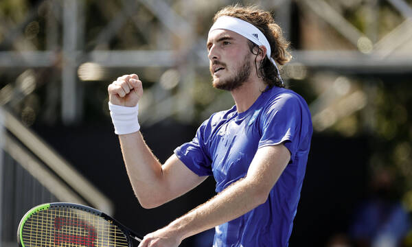 DAVIS CUP 2021: Με Στέφανο Τσιτσιπά για την άνοδο στα μεγάλα «σαλόνια» η Εθνική τένις
