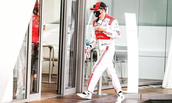 Κίμι Ραϊκόνεν: Τέλος εποχής στην Formula 1 - Αποσύρεται o Φινλανδός