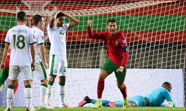 Προκριματικά Παγκοσμίου Κυπέλλου: Ανατροπή έπος με Ρονάλντο η Πορτογαλία, γκέλαρε η Γαλλία!