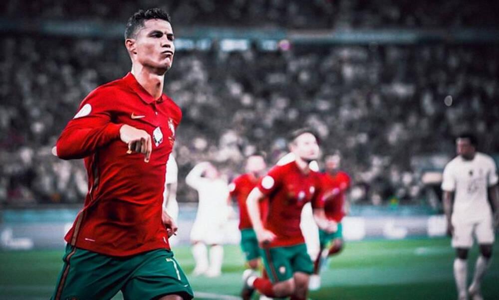 Κριστιάνο Ρονάλντο: Έγραψε ιστορία ο CR7 - Πρώτος σκόρερ στις εθνικές ομάδες με 111 γκολ!