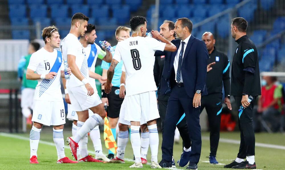 Ελβετία-Ελλάδα 2-1: Ο Τζον φαν'τ Σχιπ είδε το ποδόσφαιρο που ήθελε (photos)