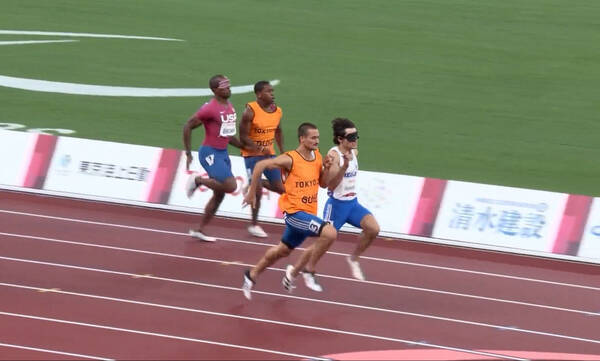 Παραολυμπιακοί Αγώνες: Σπουδαίος ο Γκαβέλας - «Χρυσός» με παγκόσμιο ρεκόρ!