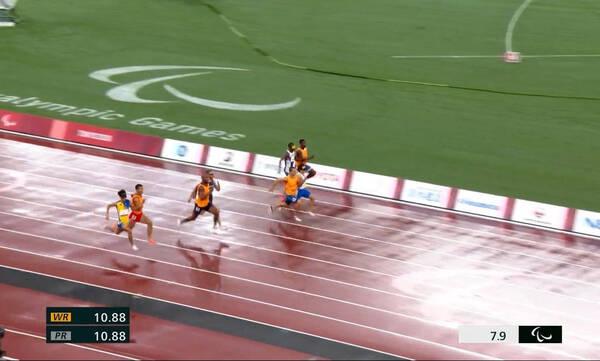 Παραολυμπιακοί Αγώνες: Η «χρυσή» κούρσα του Γκαβέλα με το παγκόσμιο ρεκόρ (video)