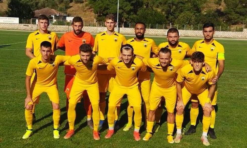 Φιλική νίκη της ΑΕΚ Β επί του Ρήγα Φεραίου (video)