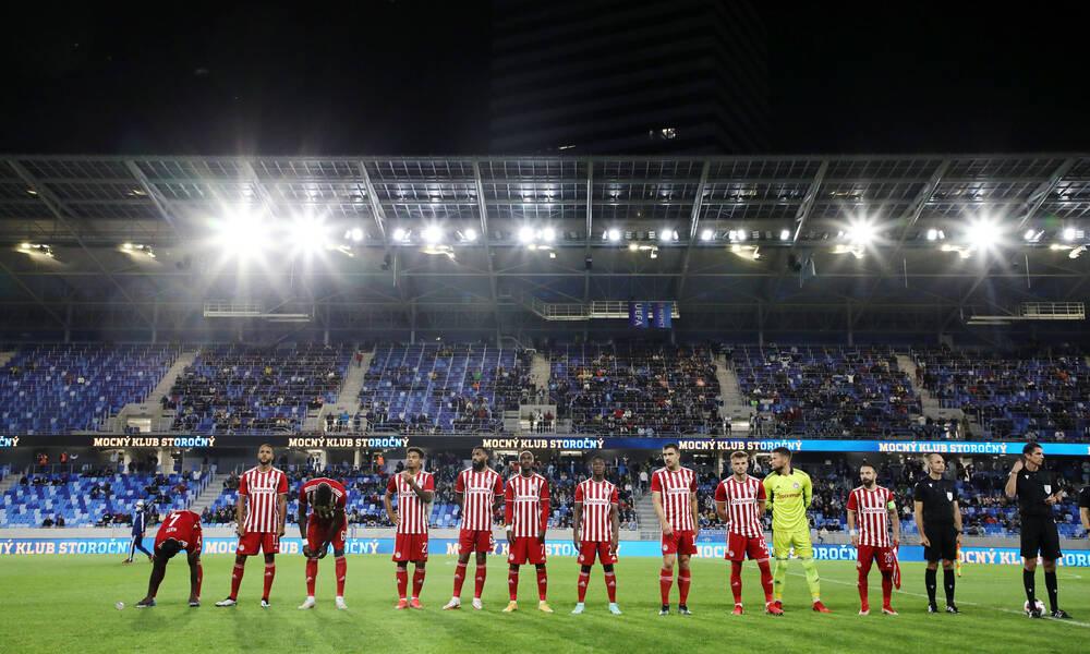 Ολυμπιακός: Η λίστα στην UEFA για τους ομίλους του Europa League - Ποιοι έμειναν εκτός
