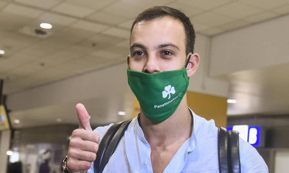 Παναθηναϊκός: Η άφιξη του Μπρινιόλι σε εικόνες! (Photos)