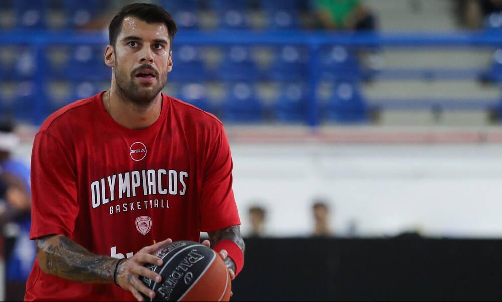 Ολυμπιακός: «Συναγερμός» με Πρίντεζη