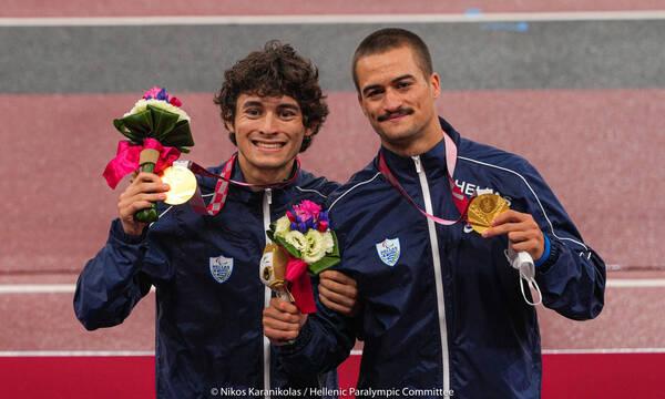 Παραολυμπιακοί Αγώνες: Σημαιοφόροι στην τελετή λήξης οι Γκαβέλας και Γκαραγκάνης