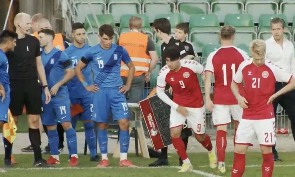 Εθνική Ελπίδων: Δείγμα θετικό στο 1-1 με τη Δανία!