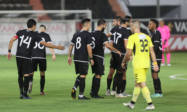 ΟΦΗ-Εργοτέλης 1-0: Νίκησαν οι «ασπρόμαυροι» - Κέρδος ο Λάμπρου (photos)