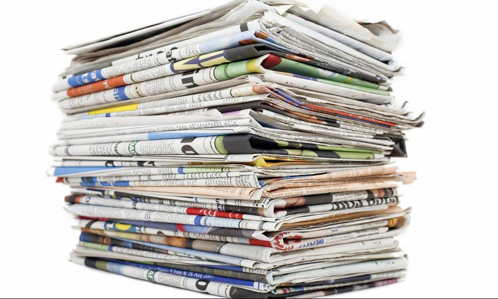 Τα πρωτοσέλιδα των αθλητικών εφημερίδων της ημέρας (04/09)