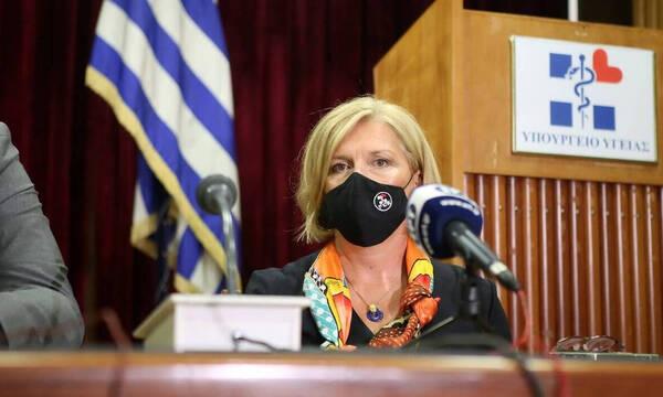 Κορονoϊός - Γκάγκα: Αν δούμε ότι υπάρχει μετάδοση θα κλείσουν τα σχολεία